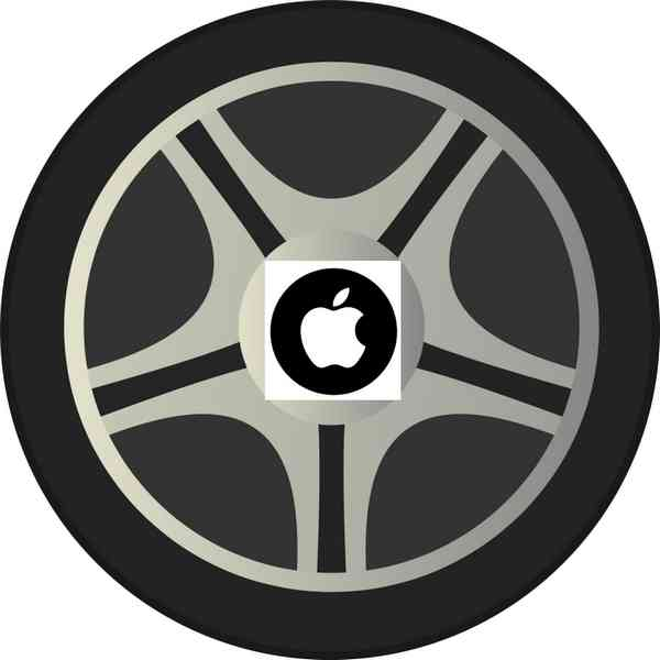 Apple Car Future Wheel