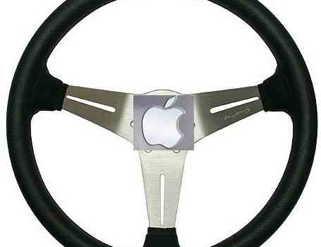 Apple Car Steering