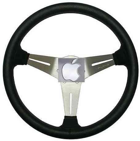 Apple Car Steering