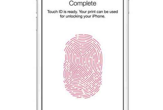 Apple Touch ID Technology