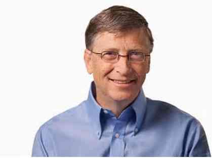 Microsoft Founder - Bill Gates