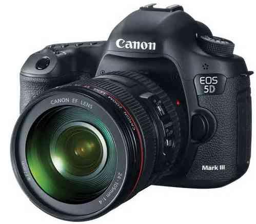 Canon EOS 5D DSLR Camera