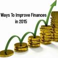 Five Ways Improve Finances