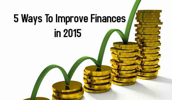 Five Ways Improve Finances