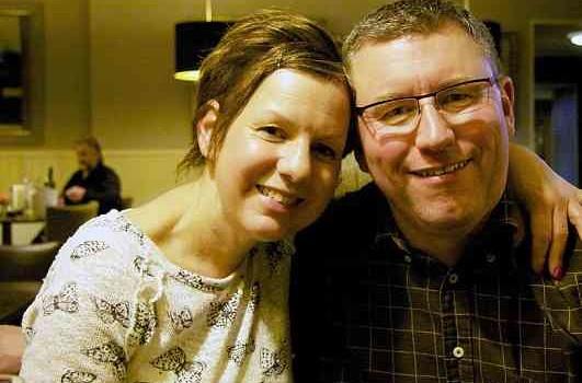 Lisa Whaymand Meets Neil Munro