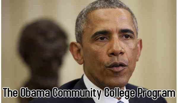 The Obama Community College Program