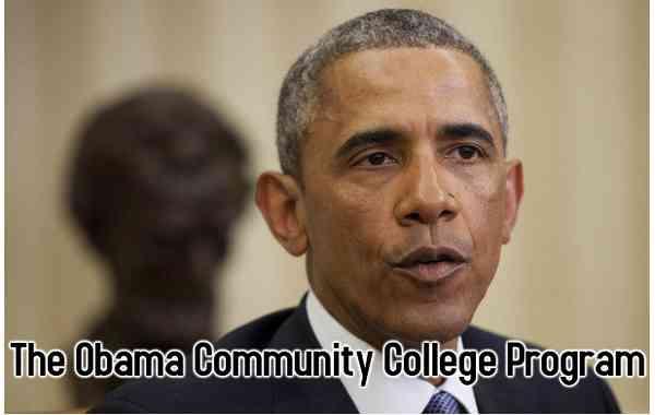 The Obama Community College Program