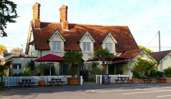The White Hart Hampshire