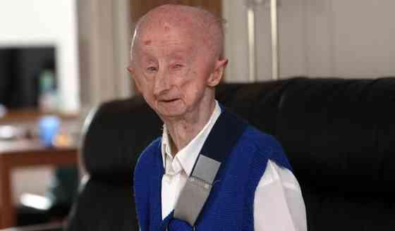 Pensioner Alan Barnes