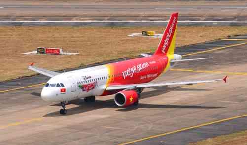 VietJet Air Plane