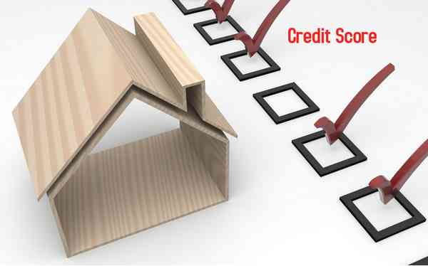 Credit Score Conditions After Purchasing Home