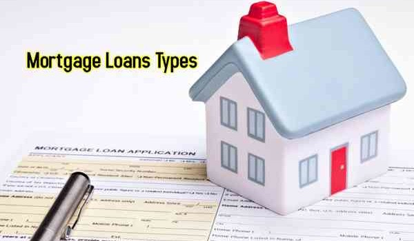 Mortgage Loans Types