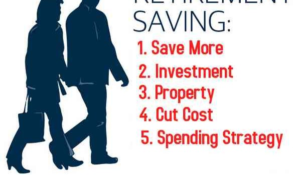 Retirement Saving in 5 Steps
