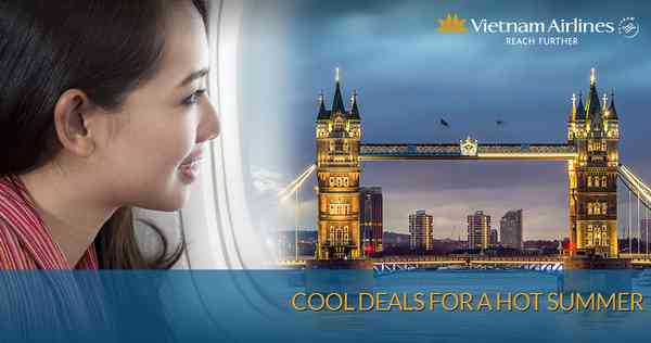 Vietnam Airlines Hello Summer Vacation 2015