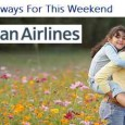 American Airlines Domestic Getaways Deals