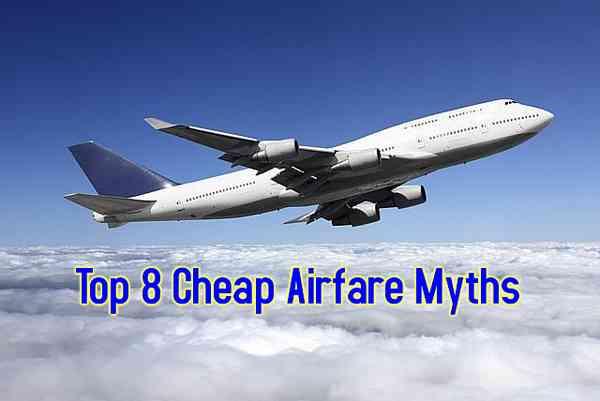 Cheap Airfare Myths
