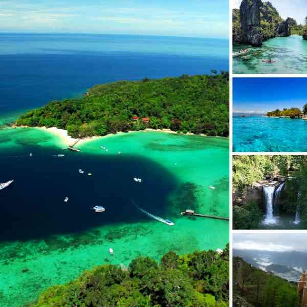 Five Best Romantic Places