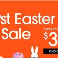 Jetstar Post Easter Sale 2015