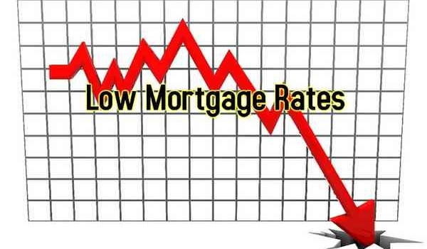Low Mortgage Rates Signal
