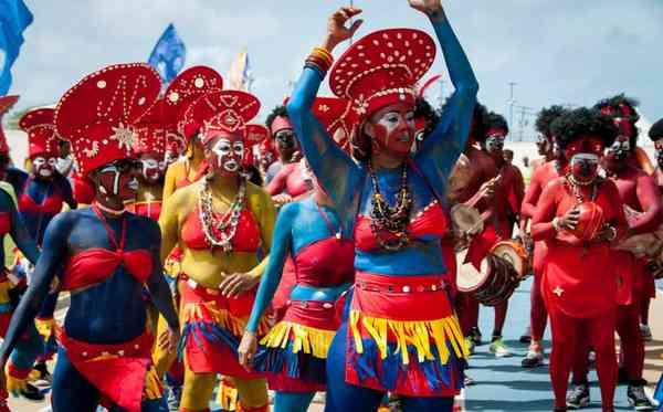 The Barbados Crop Over festival