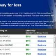 US Airlines Spring Deals