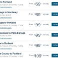 Alaska Airlines US International Flight Sale