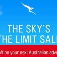 Qantas Domestic Flights Sale