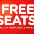 AirAsia Free Seats Promo Sale