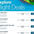 Alaska Airlines Summer Flights Sale