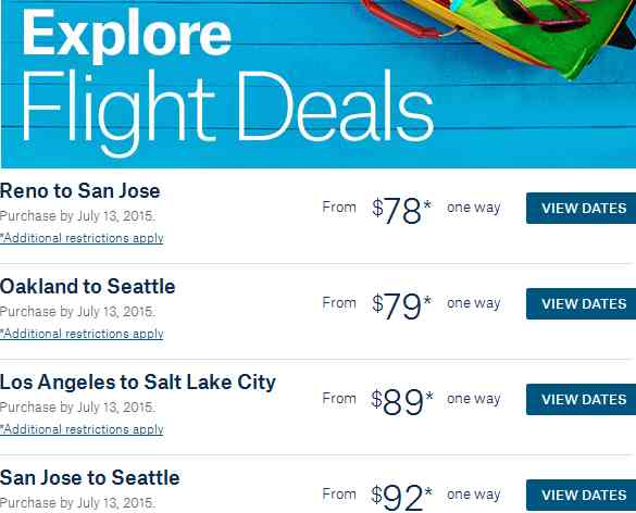 Airline Tickets Seattle To Salt Lake City