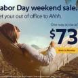 Southwest Labor Day Weekend Sale