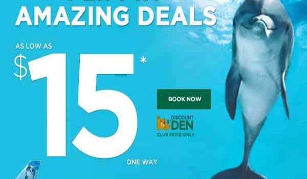 Frontier Amazing Deals From $15