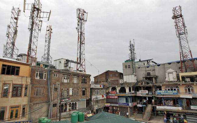 Government Enhanced 16,962 Cell Towers