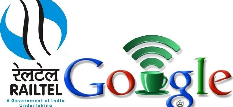 Wi-Fi at 500 Indian Railway Stations By Google