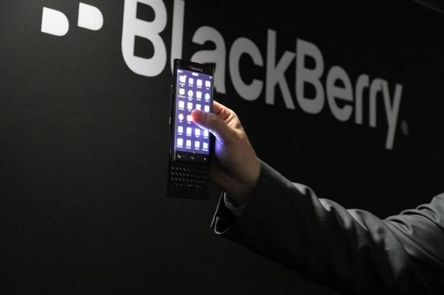 blackberry First Android Smartphone in November 2015