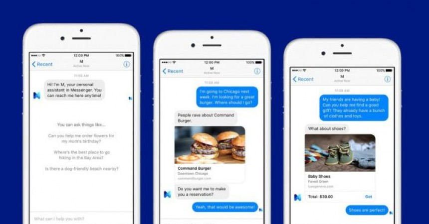 Facebook's Messenger Fastest