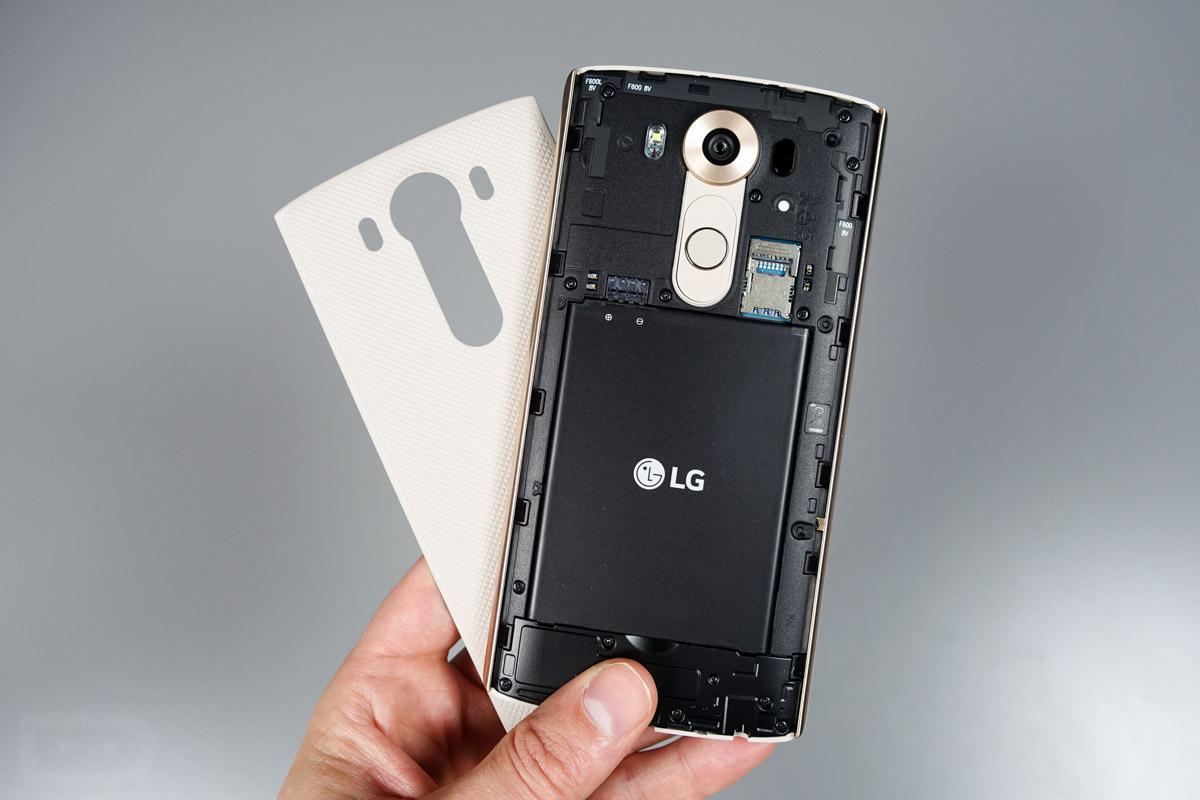 Latest LG V10