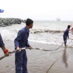 Undersea Internet Cable