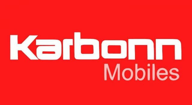 Karbonn Launches Four 4G Smartphones