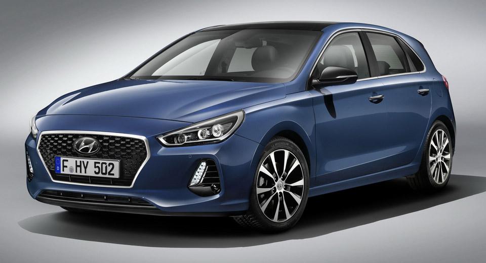 2017 Geneva Auto Show – Hyundai Elantra I30 Tourer