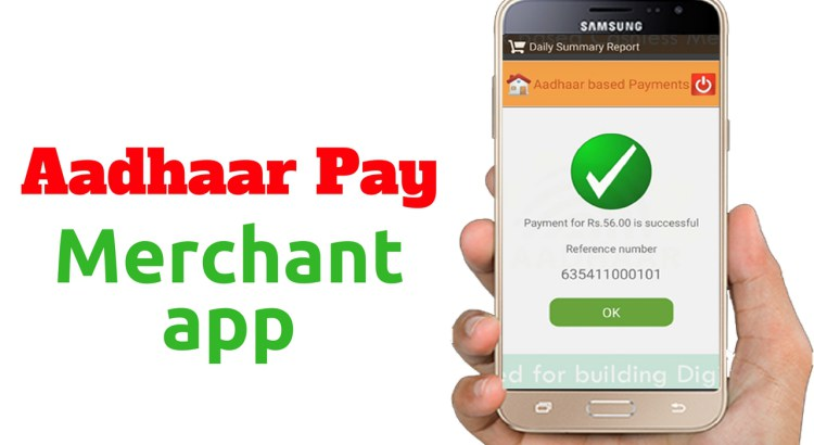 "Aadhaar Pay"" Is The Feather In The Cap For The BHIM App"