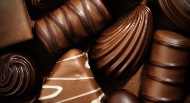 Chocoholics Can Surrender Themselves to Chocolates