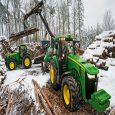 Forestry and Agricultural Tractors Market