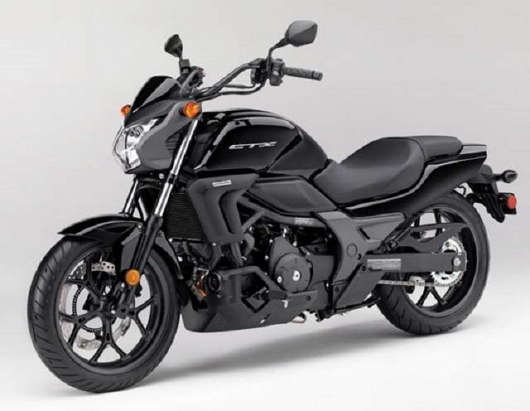 Honda's New 2017 CTX 700 DCT