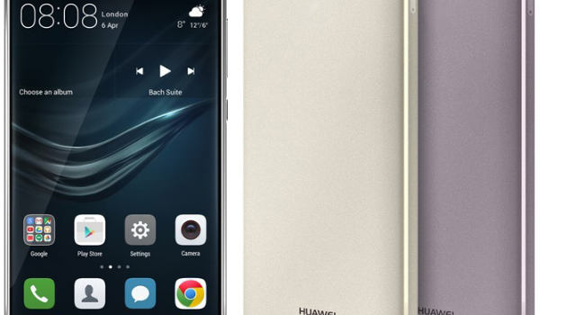 Huawei Rolls Out P10 at MWC 2017
