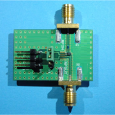 Low Noise Amplifier of RF Evaluation Boards