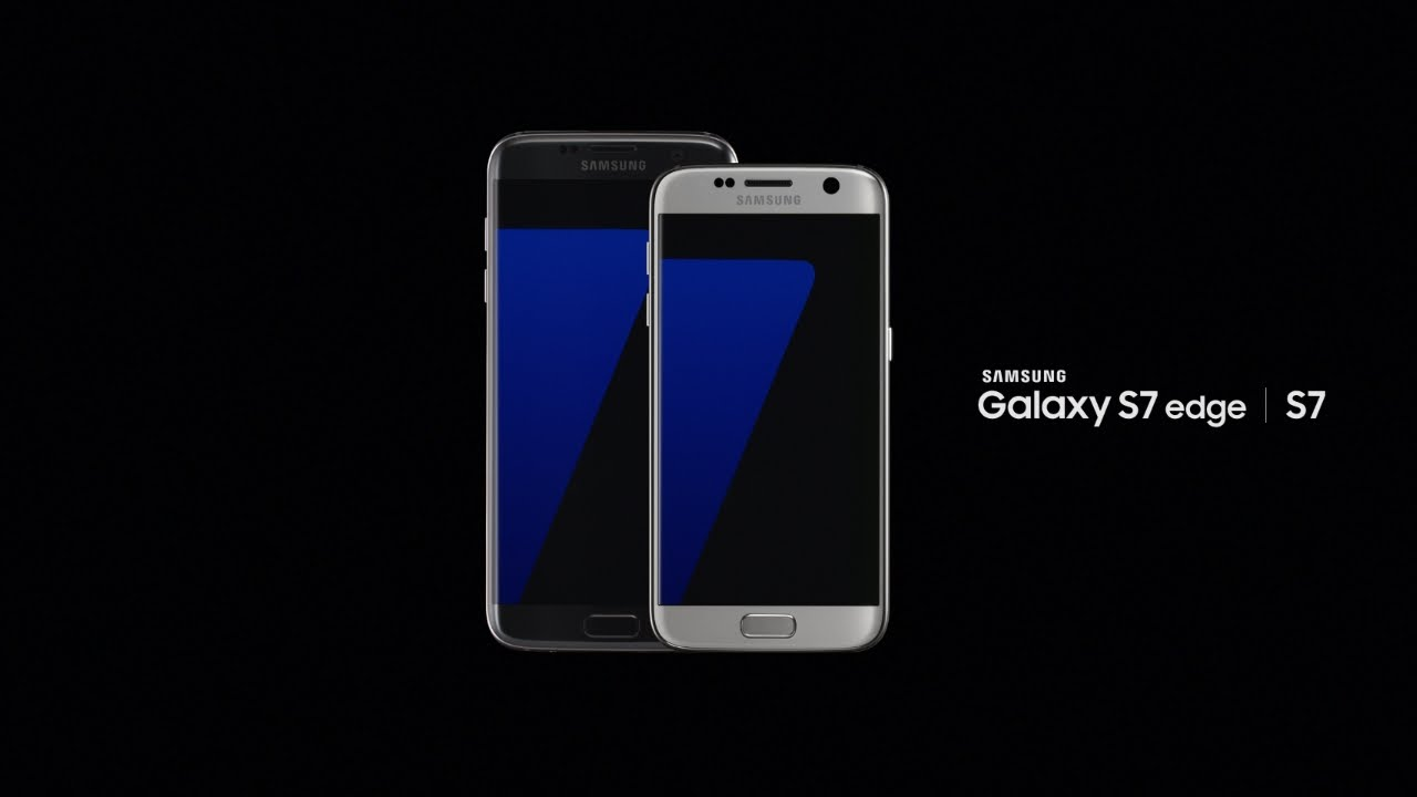 Samsung Galaxy S7, S7 edge