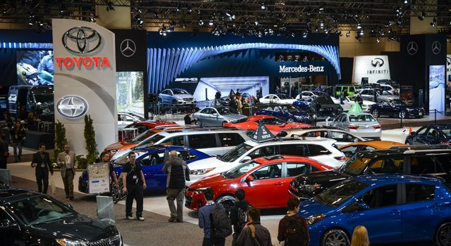 The Canadian International Auto Show