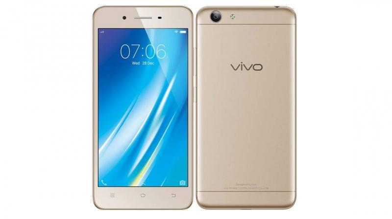 Vivo to launch Y53 soon in India
