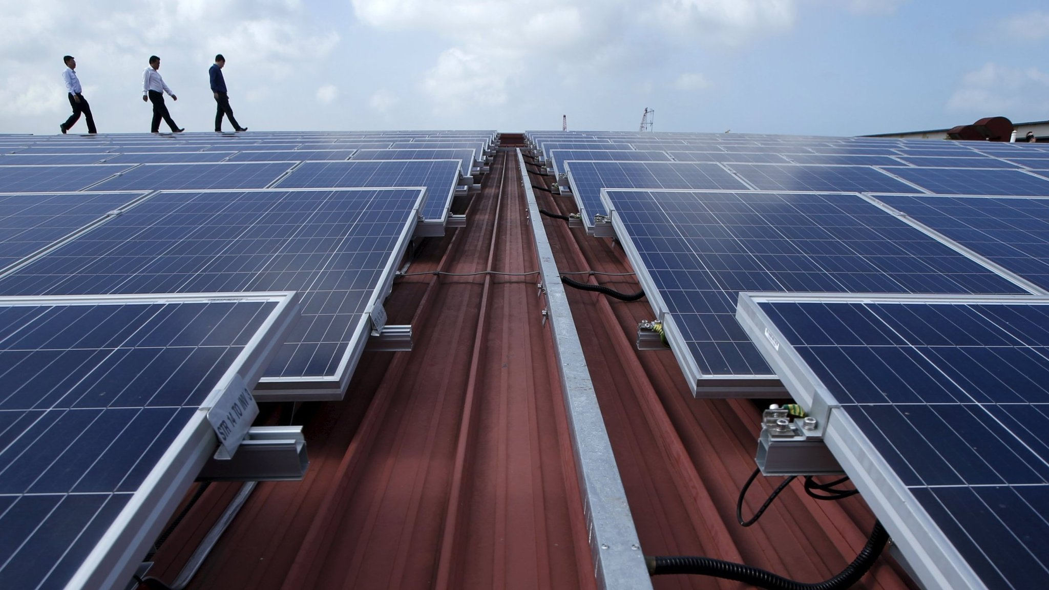Werner Sees Bright Future in Solar Energy